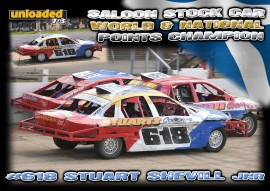 SSC #618 Stuart Shevill Jnr Poster